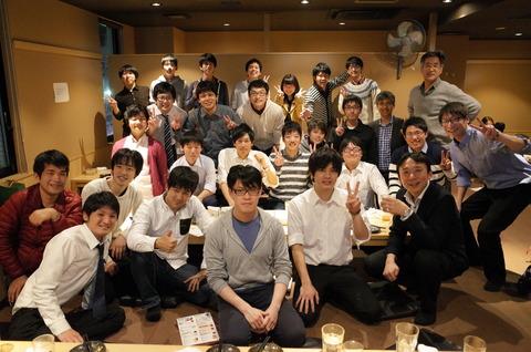 金谷研・ポカレル研合同追いコン