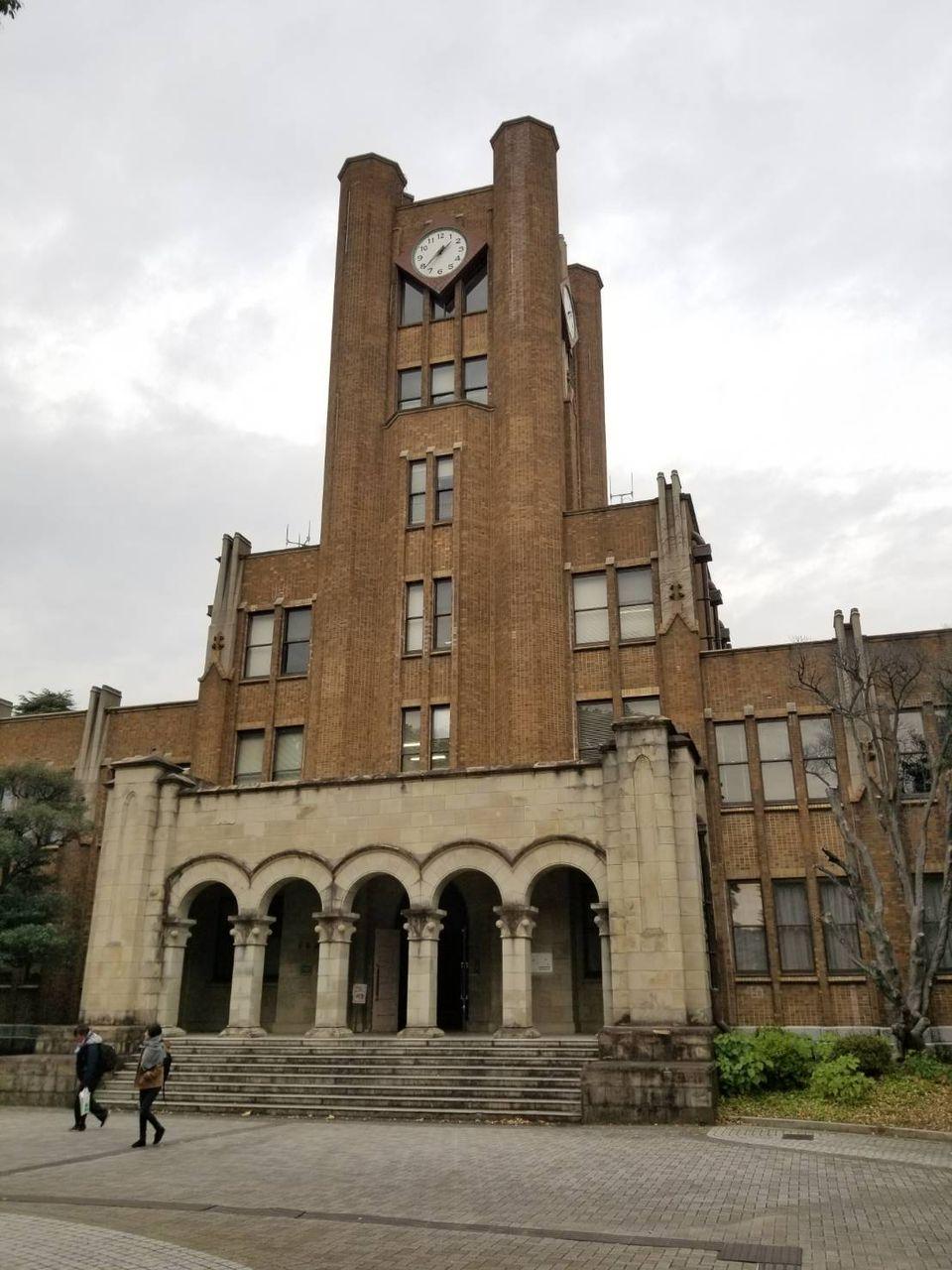 MOC in 東京大学駒場キャンパス
